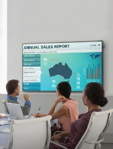 Digital Signage for Enterprises, Corporations and Businesses