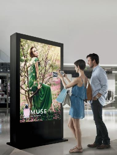 Digital Kiosk Directory and Advertising