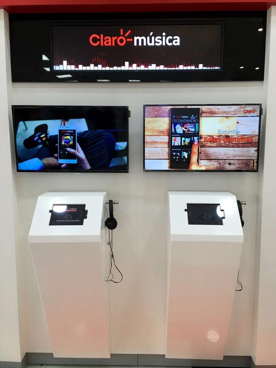 Interactive Digital Monitors