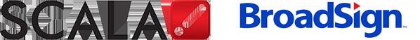 Scala and Broadsign Digital Signage Software